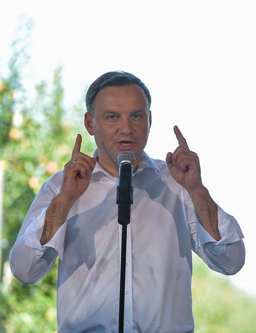 Prezydent poleci na Antypody. Wyjątkowo droga podróż Andrzeja Dudy