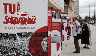 """Otwarcie wystawy """"Tu rodziła się Solidarność"""" 1 lipca w Olsztynie"""