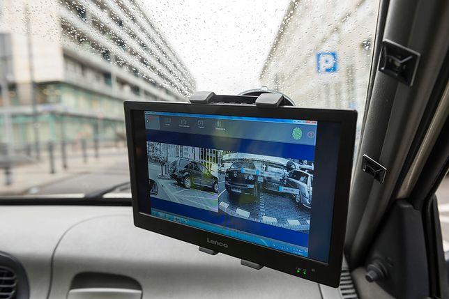 Warszawa. We wtorek ruszyły e-kontrole w stolicy