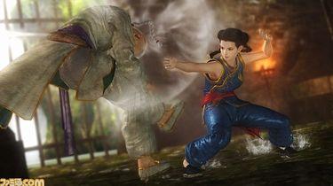 Dead or Alive 5 zaprasza wojowników z Virtua Fightera