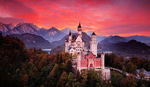 Zamek Neuschwanstein robi wrażenie