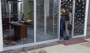 Studio, w którym doszło do zabójstwa