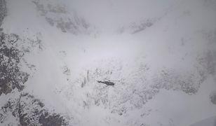 Lawina w austriackich Alpach. Nie żyje co najmniej 6 osób