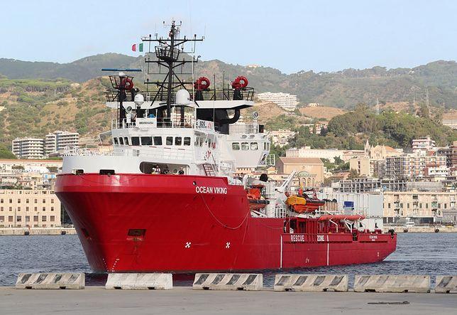 """Próby samobójcze i strajk głodowy na """"Ocean Viking"""""""