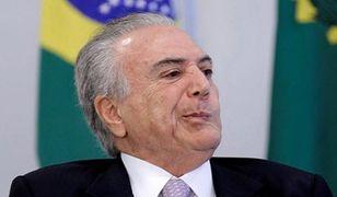 Panika walutowa w Brazylii. Oskarżenia prezydenta zdołowały reala