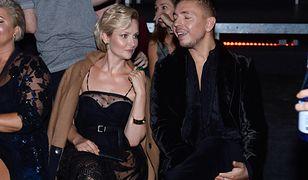 Koronkowa Marieta Żukowska na gali Flesz Fashion Night. Tak odważnie jeszcze nie było