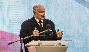 """""""Od kilkudziesięciu lat służy sprawie wolności"""". Jarosław Kaczyński Człowiekiem Wolności 2016 """"wSieci"""""""