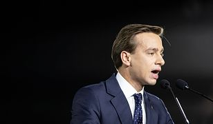 """Krzysztof Bosak mówił o """"taśmach Konfederacji"""""""