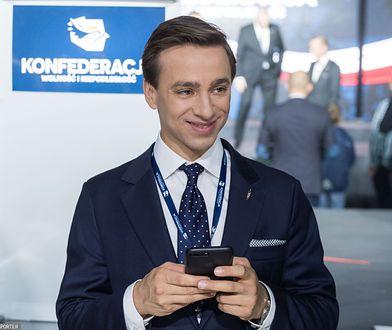 Wyniki wyborów 2019. Krzysztof Bosak z Konfederacji przypomniał Danucie Holeckiej o wyrokach ws. TVP