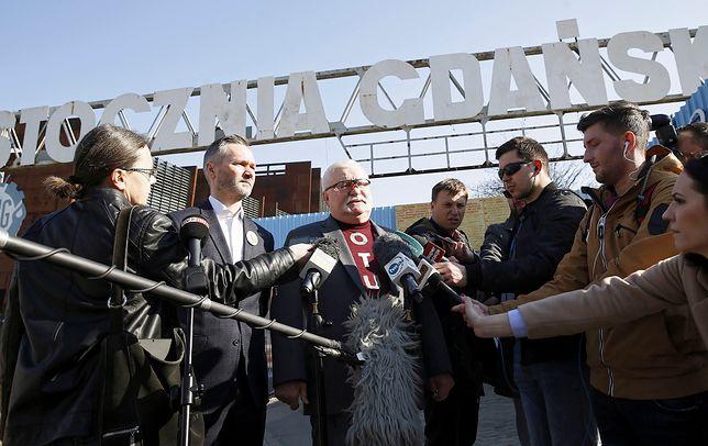 Jarosław Wałęsa startuje na europosła z list PO