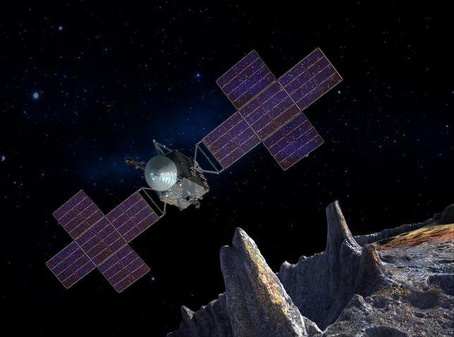 Psyche 16 - asteroida warta ponad 10 mld dolarów