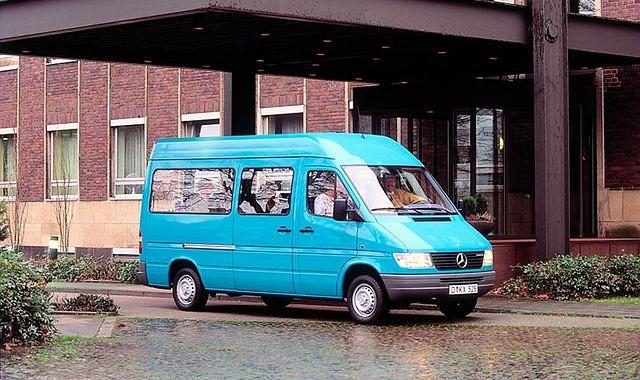 20 lat Mercedesa Sprintera