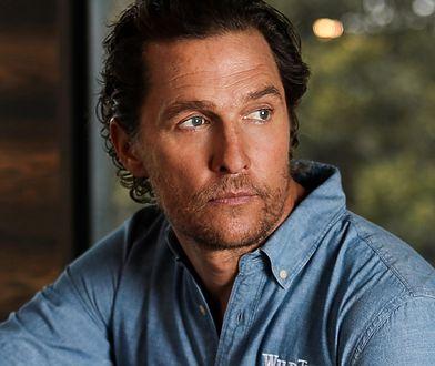 Matthew McConaughey opowiedział o śmierci ojca