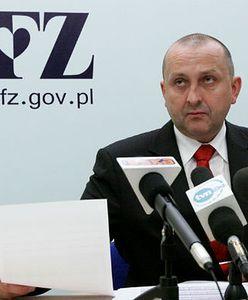 """""""Szkodzi systemowi"""". Prezes NFZ Jacek Paszkiewicz w poważnych tarapatach"""