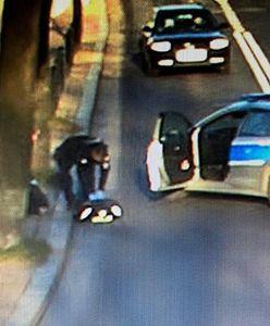 Gliwice. Mężczyzna leżał bez oddechu. Reanimacja na ulicy
