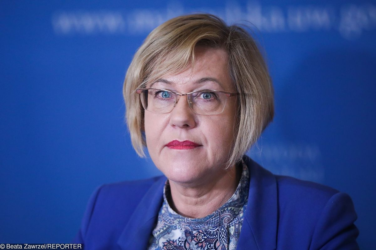 """Barbara Nowak zaatakowała nastoletnią aktywistkę Gretę Thunberg. """"Zafunduj sobie tournee po Europie"""""""