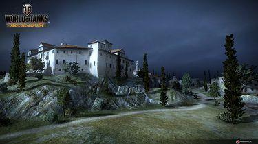 Gracie w World of Tanks na 360? Uważajcie na śnieg, deszcz i noc