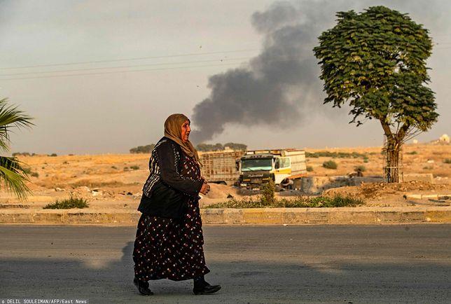 Bliski Wschód. Turcja zaatakowała terytorium Syrii kontrolowane przez Kurdów