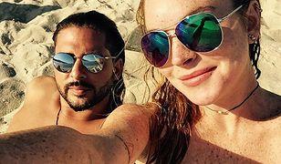 Lindsay Lohan: tak wygląda jej nowy chłopak?