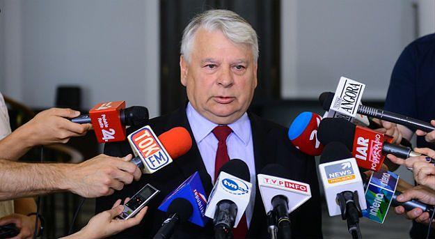Bogdan Borusewicz dla WP: będziemy współpracować z posłami, którzy odeszli