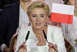 """""""Celowo pokazała pazur"""". Dr Krystian Dudek komentuje wystąpienie pierwszej damy"""
