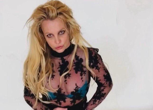 Britney Spears jest aktywna na Instagramie