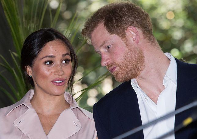 Meghan chce ujawnić, kto pytał Harry'ego o kolor skóry Archiego