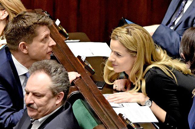 Ważni politycy Nowoczesnej otwarcie poparli Katarzynę Lubnauer.