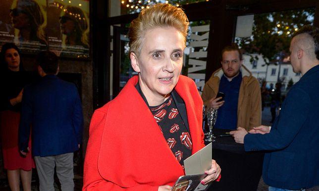 Joanna Scheuring-Wielgus została skrytykowana.