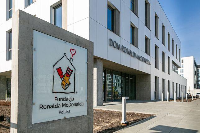 Dom Ronalda McDonalda