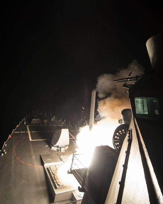 Agencja AP ujawnia szczegóły dotyczące ataku USA w Syrii