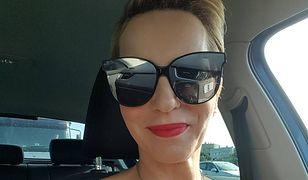 Paulina Smaszcz-Kurzajewska z bardzo głębokim dekoltem. Przesadziła?