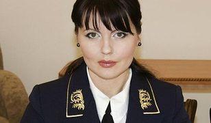 Nina Sztanski. Co ta piękność widzi w Putinie?