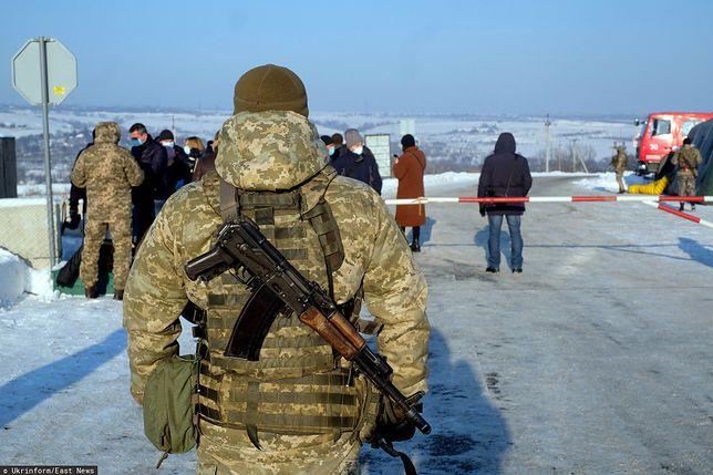 Donbas może ponownie stać się miejscem starć Rosji i Ukrainy