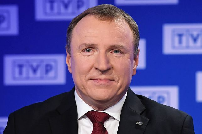 Jacek Kurski na początku sierpnia zostanie p.o. prezesa TVP