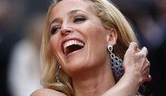 Gillian Anderson pięknieje z wiekiem