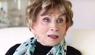 Edith Eger dopiero w wieku 90 lat zdecydowała się opowiedzieć swoją historię.