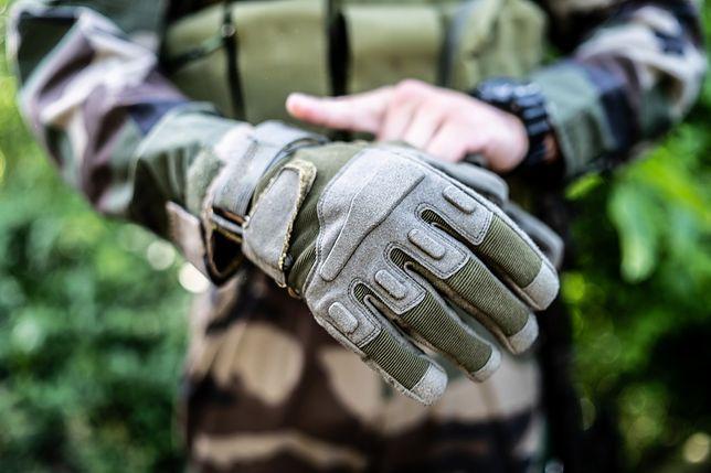 Rękawice przydadzą się nie tylko survivalowcom