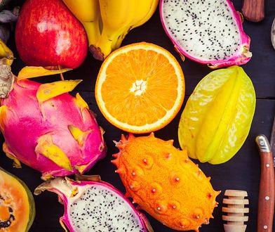 Owoce egzotyczne to bogactwo cennych witamin i minerałów