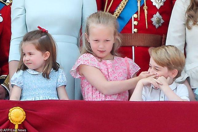 Savannah Phillips zatkała usta księciu George'owi