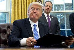 Grupa senatorów chce ograniczyć działanie Trumpa