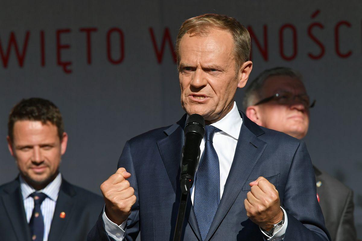 Donald Tusk w Gdańsku. Przemówienie na 30. rocznicę 4 czerwca