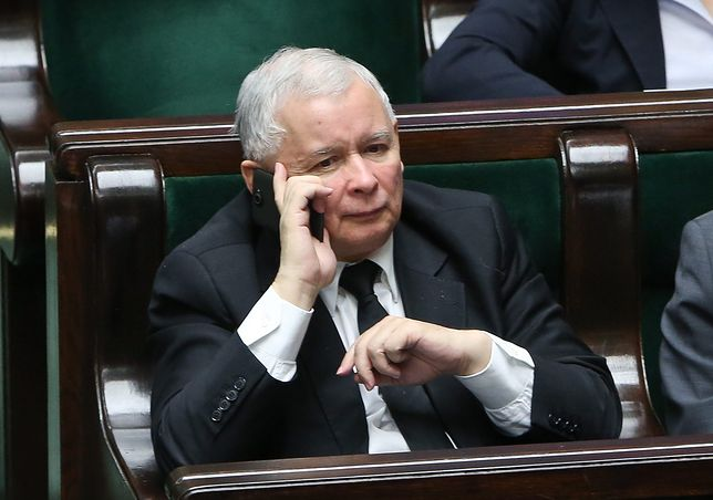Wypłynęła taśma Kaczyńskiego. Rozmowa dotyczyła budowy wieżowców