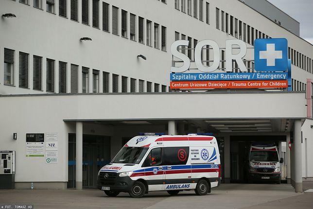Wrocław. Zamknięto Szpitalny Oddział Ratunkowy w szpitalu im. T. Marciniaka