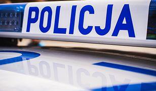 Inowrocław. W czasie interwencji policyjnej doszło do śmierci młodego mężczyzny
