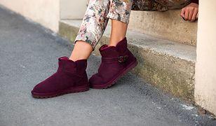 Buty na mrozy mogą być modne i ciepłe jednocześnie