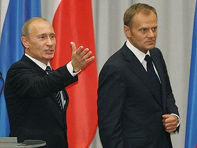Tusk: jest szansa na podpisanie kontraktu gazowego z Rosją