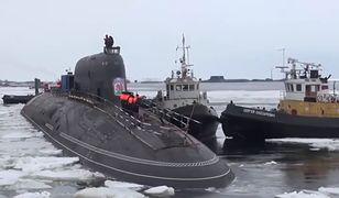 Prezentacja okrętów podwodnych rosyjskiej floty