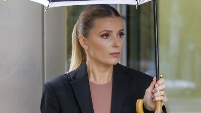 Halina Mlynkova została ostatnio drugi raz matką