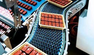 Wirtualny spacer po fabryce czekolady E.Wedel